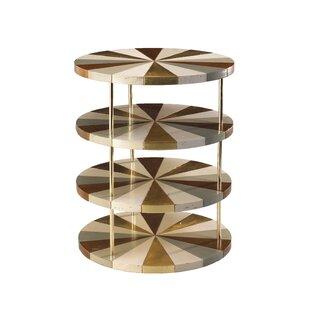 Coben Poiroux End Table by Brayden Studio
