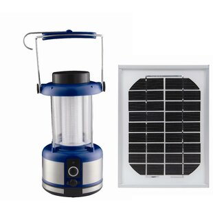Sintechno 2-in-1 Solar Bright LED Emergen..