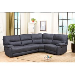 Shop Dougherty Reclining Sectional by Red Barrel Studio