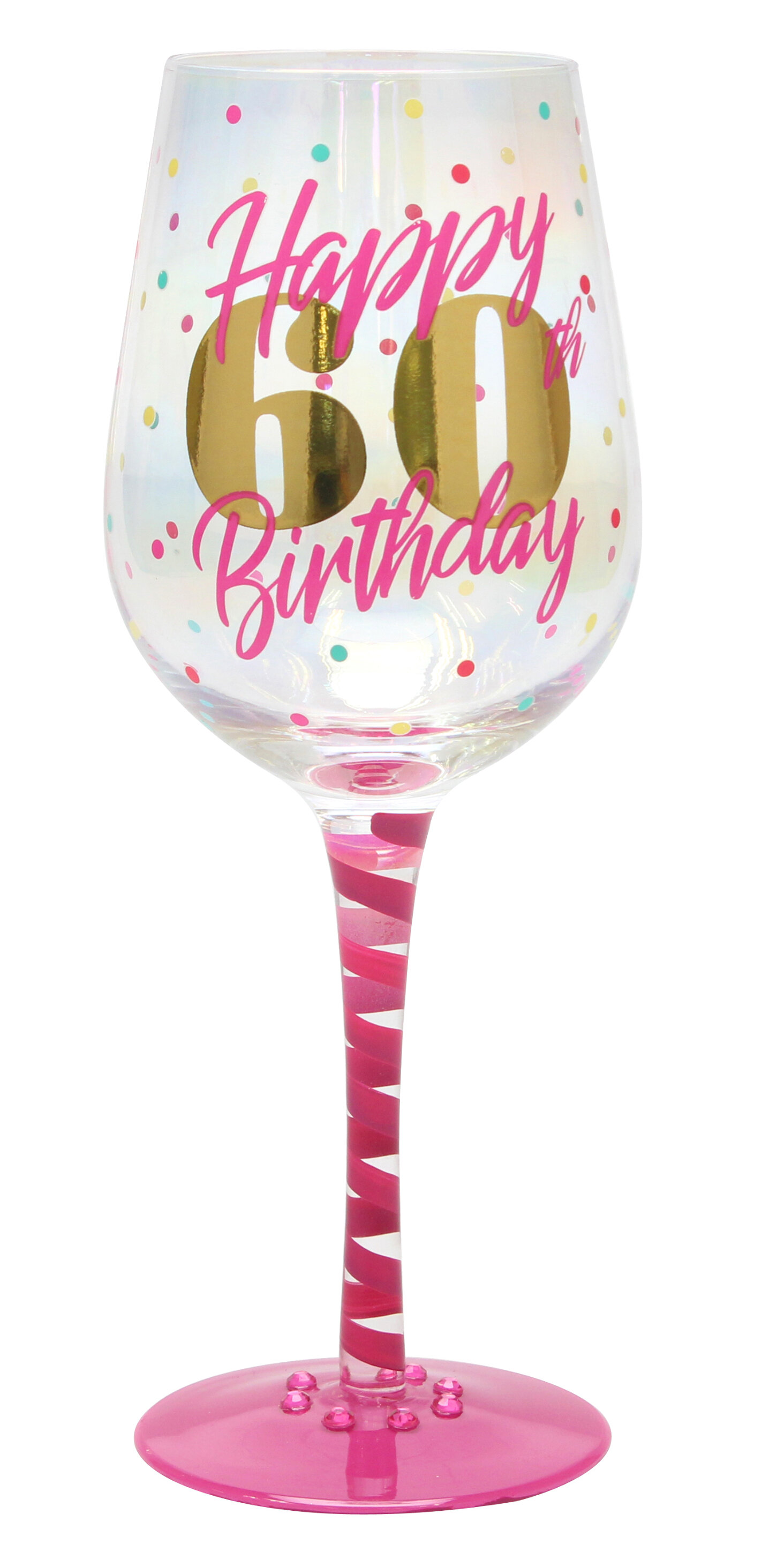 The Party Aisle Bouton 15 Oz Stemmed Wine Glass Wayfair