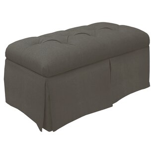 Artemis Tufted Upholstered Storage Bench by Skyline Furniture