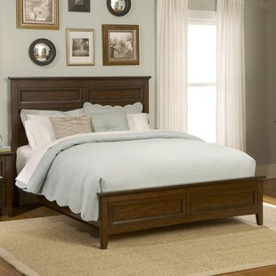 Affordable Price Mortemart Panel Bed by August Grove Reviews (2019) & Buyer's Guide