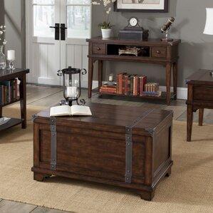 Hebbville Storage Trunk Table