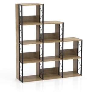 Soho Step Bookcase
