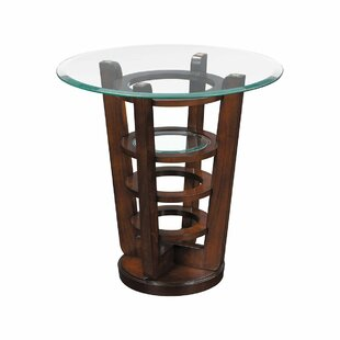Yasmin End Table by Longshore Tides