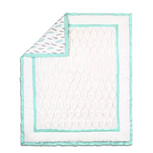 The Peanut Shell Pleated Coverlet