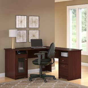 Red Barrel Studio Hillsdale L Shaped Computer Desk And Chair Set