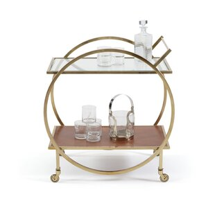 Weslaco Bar Cart