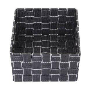 Fabric Basket By Symple Stuff