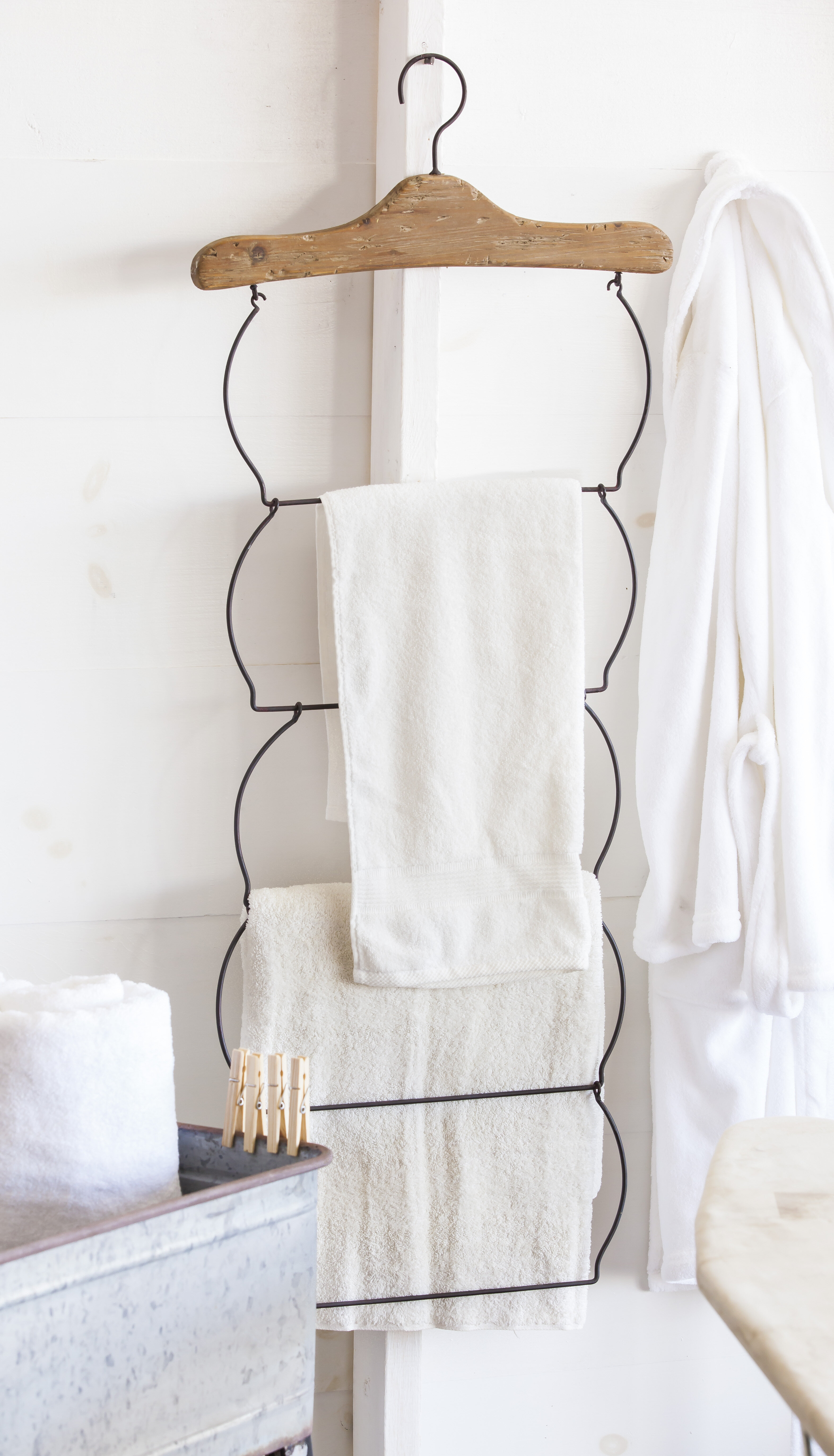keeper rack house living doctor co glass and en hanging