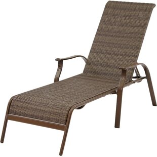 Panama Jack Outdoor Island Cove Chaise Lounge