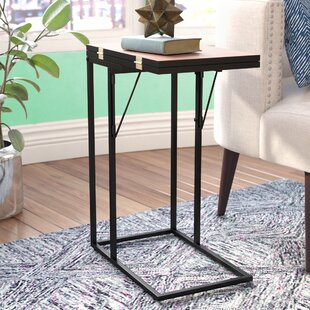 Sherwin Foldable End Table by Zipcode Design