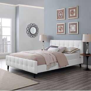Ophelia Queen Upholstered Platform Bed