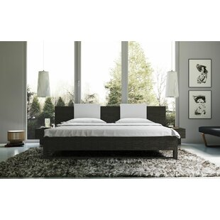 Cleobury Platform Bed by Wade Logan