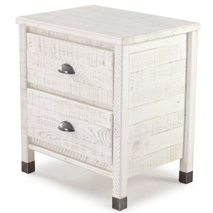 Price comparison Bedias 2 Drawer Nightstand By Greyleigh
