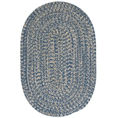 Blue Braided Area Rugs You Ll Love In 2020 Wayfair