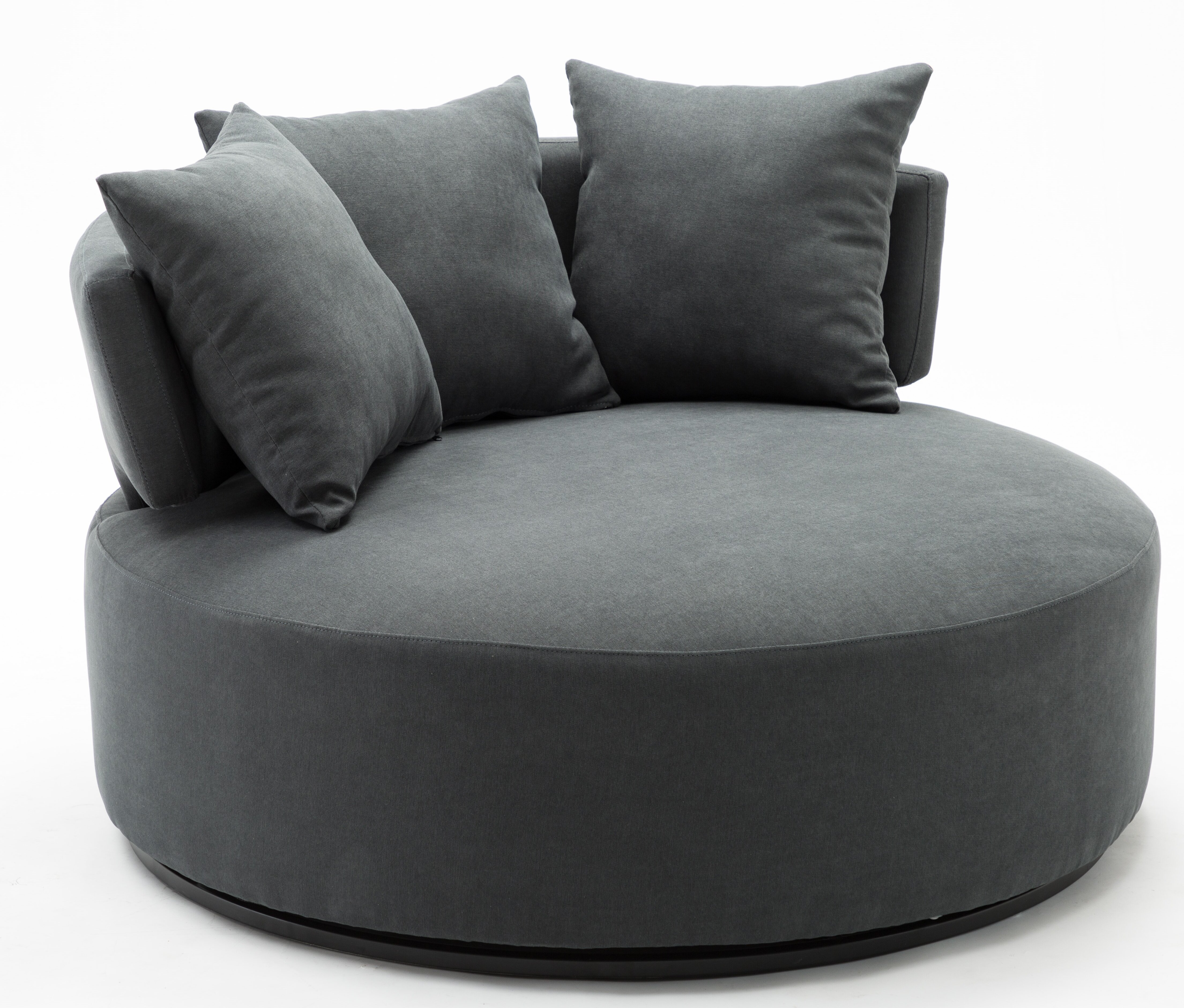 Reanne Swivel Chair And A Half