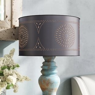 Kruse 15 Metal Drum Lamp Shade