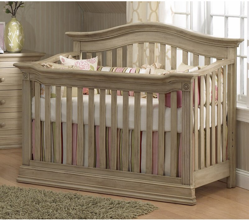 Wayfair Baby Cache Montana 4 In 1 Convertible Crib