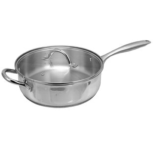 Lexie 4.2 qt. Saute Pan with Lid