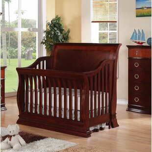 Best Deals Portland 4-in-1 Convertible Crib By Muniré