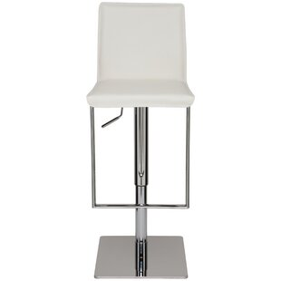 Cameron Adjustable Height Swivel Bar Stool Nuevo