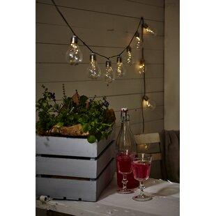 Amalia 10-Light LED Festoon String Lights Image