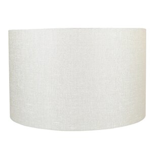 16 Acrylic Drum Lamp Shade
