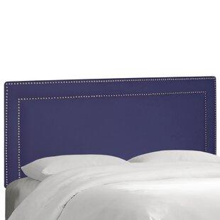 Fanning Springs Upholstered Panel Headboard by Mercer41