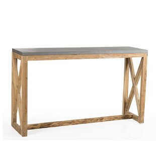 Francestown Console Table by Rosecliff Heights