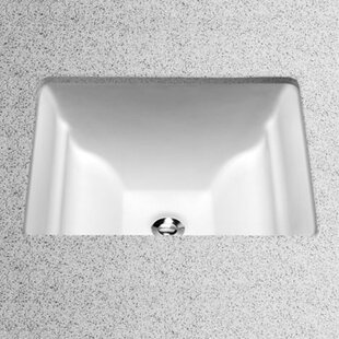 Toto Aimes Ceramic Rectangular Undermount..