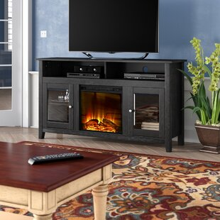 """""""Kohn TV Stand for TVs up to 65"""""""" with Fireplace"""""""
