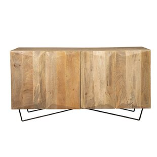 Carothers 4 Door Sideboard by Bungalow Rose
