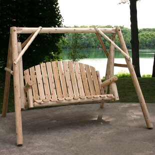 Bogle Garden Porch Swing with Stand
