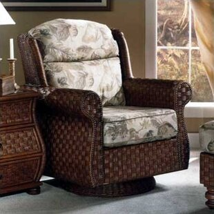 Best Reviews 6700 Kingsbridge Swivel Glider by South Sea Rattan Reviews (2019) & Buyer's Guide