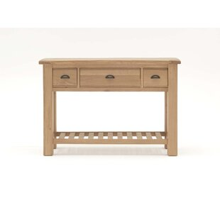 Review Posey Console Table