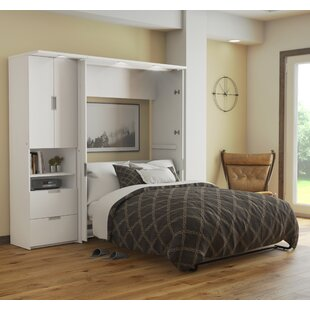 Read Reviews Juniper Storage Murphy Bed by Latitude Run Reviews (2019) & Buyer's Guide