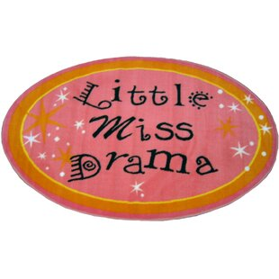 Compare & Buy Fun Shape Little Miss Drama Area Rug By Fun Rugs