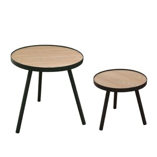 Saksena 2 Piece Coffee Table Set By 17 Stories