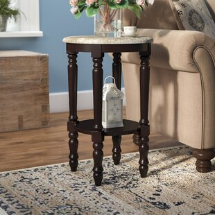 Biddlesden End Table by Astoria Grand
