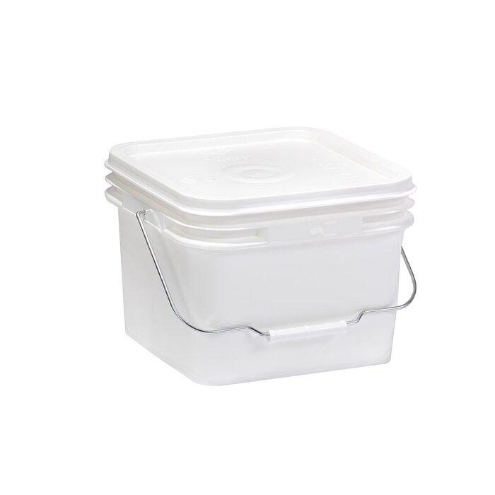 feeders pail qc red supply giant feeder quart plastic little