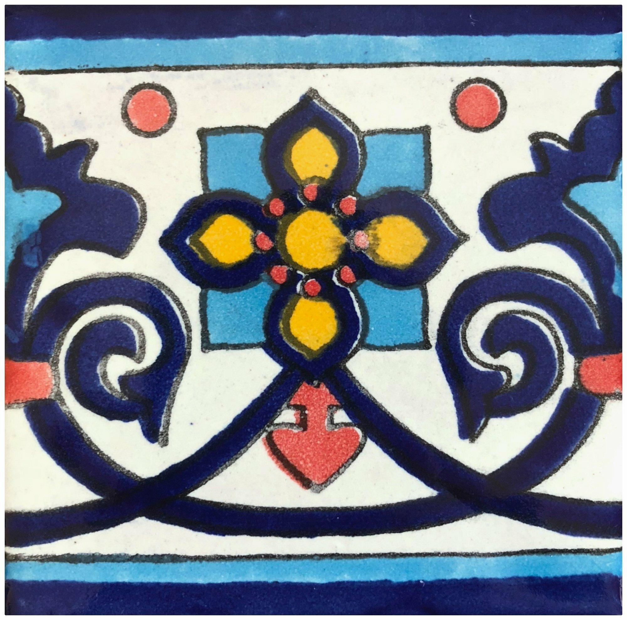 Rustico Tile Stone San Miguel 4 X