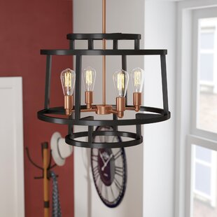 Find for Samarth Indoor 4-Light Chandelier By 17 Stories