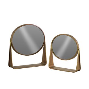 Where buy  2 Piece Felda Mirror Set By Bloomsbury Market