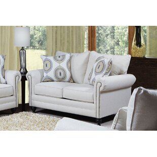 Best Dierks Loveseat by Darby Home Co Reviews (2019) & Buyer's Guide