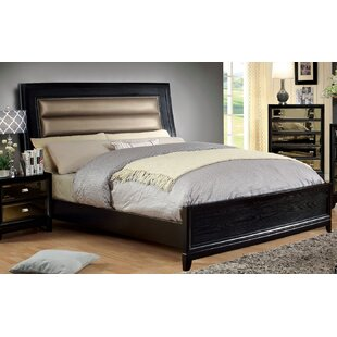 Guerrero Panel Bed by Willa Arlo Interiors Cheap