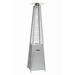 Review Flame Tower Patio Heater