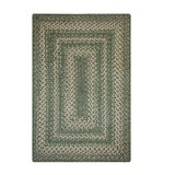 Marcelle Ultra Durable Braided Green/Beige Indoor/Outdoor Area Rug byAugust Grove