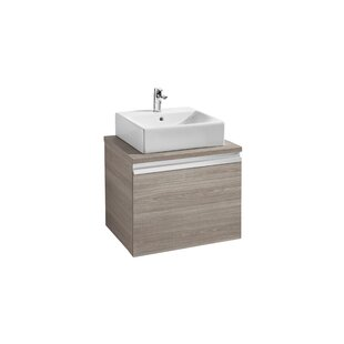 Heima 60cm Wall-Mounted Vanity Unit Base By Roca