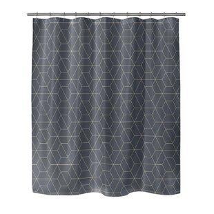 Lippa Single Shower Curtain